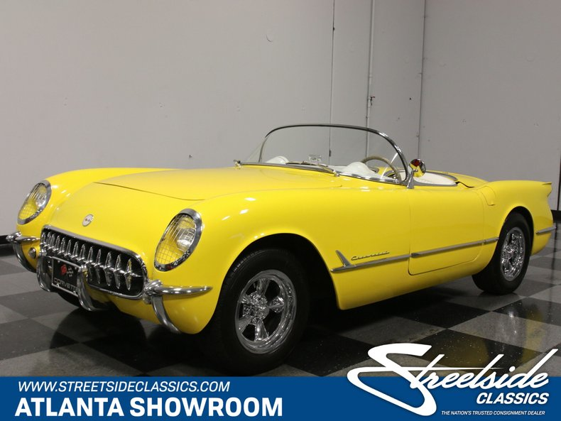 For Sale: 1954 Chevrolet Corvette