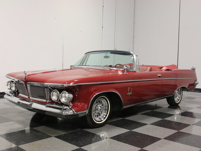 For Sale: 1962 Chrysler Imperial