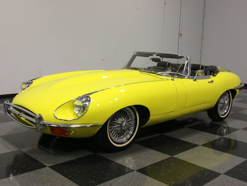 For Sale: 1969 Jaguar XKE