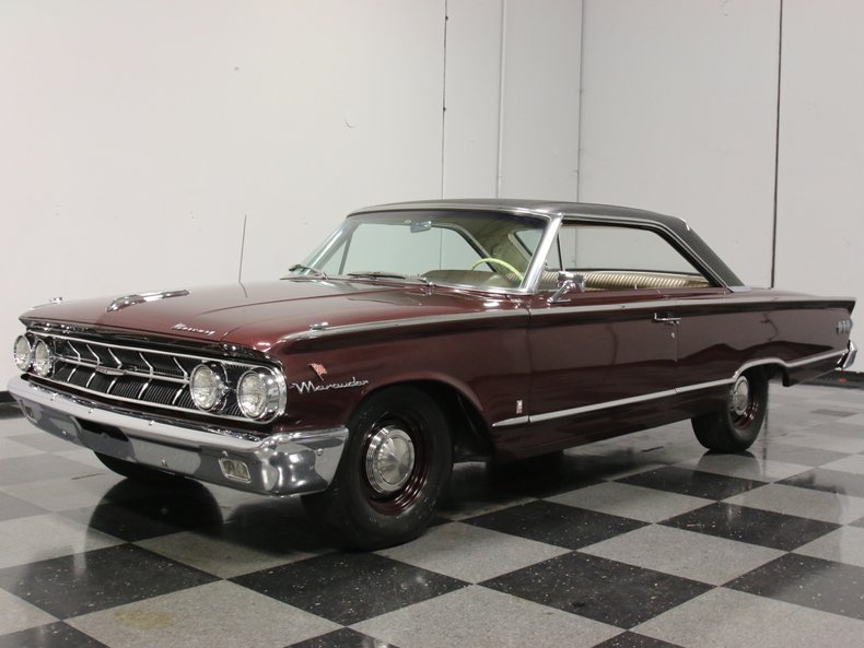 For Sale: 1963 Mercury Marauder