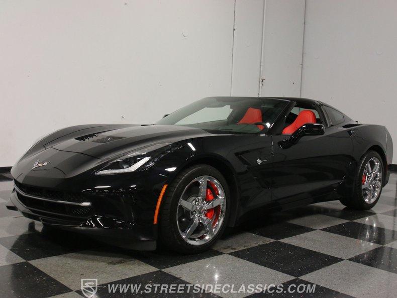 For Sale: 2015 Chevrolet Corvette