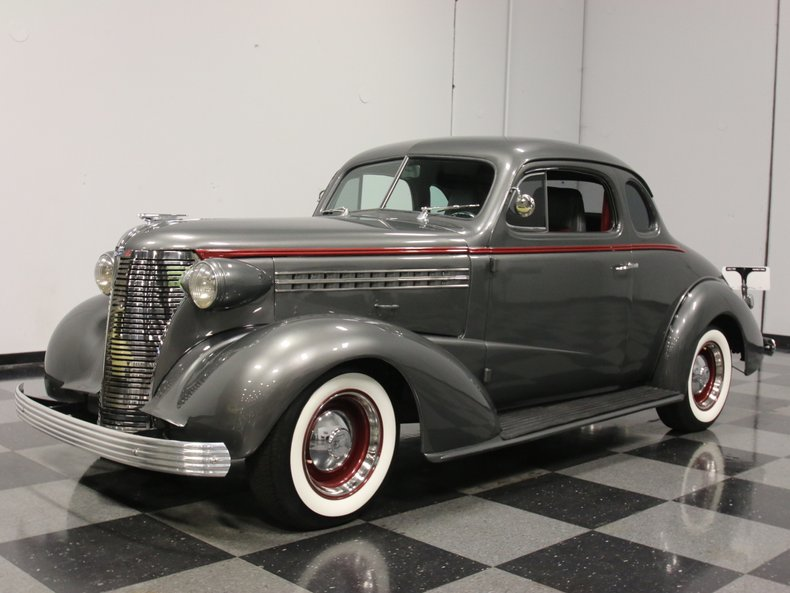 For Sale: 1938 Chevrolet Business Coupe