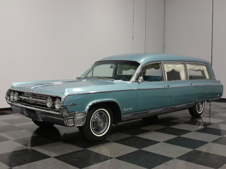 For Sale: 1964 Oldsmobile 98