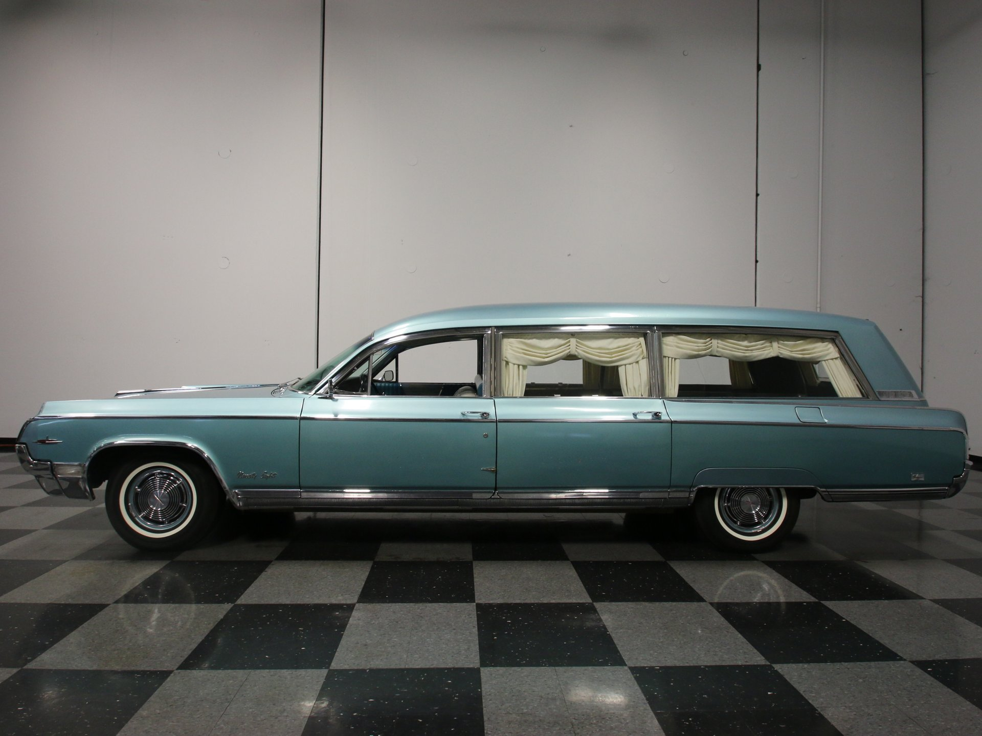 1964 oldsmobile 98 hearse