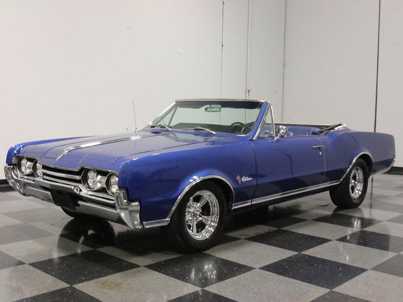 For Sale: 1967 Oldsmobile Cutlass
