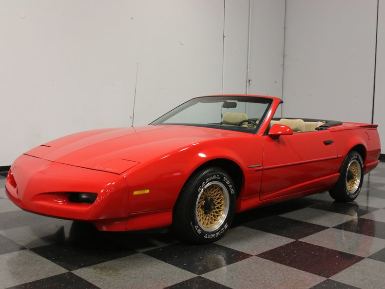 For Sale: 1992 Pontiac Firebird