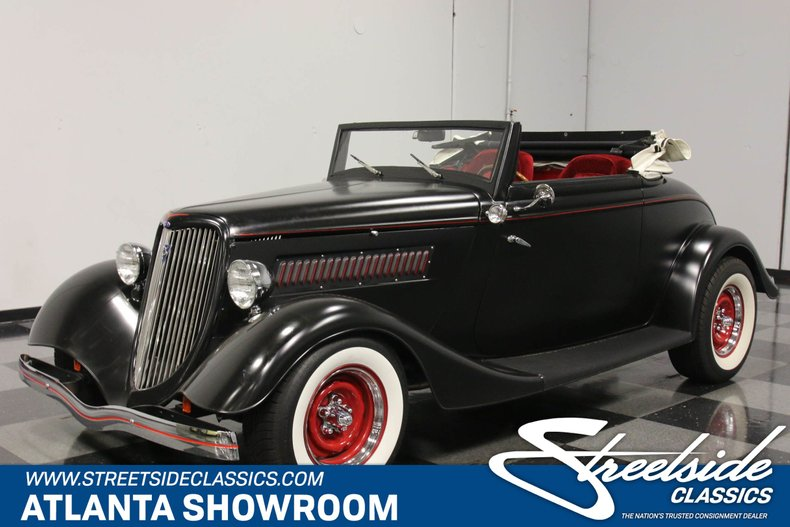 1934 Ford Roadster For Sale