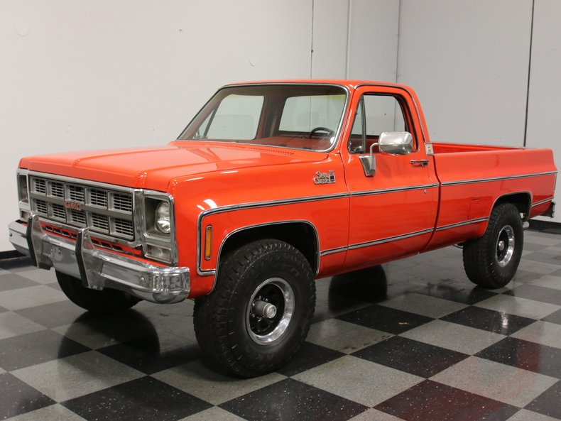 For Sale: 1979 GMC Sierra