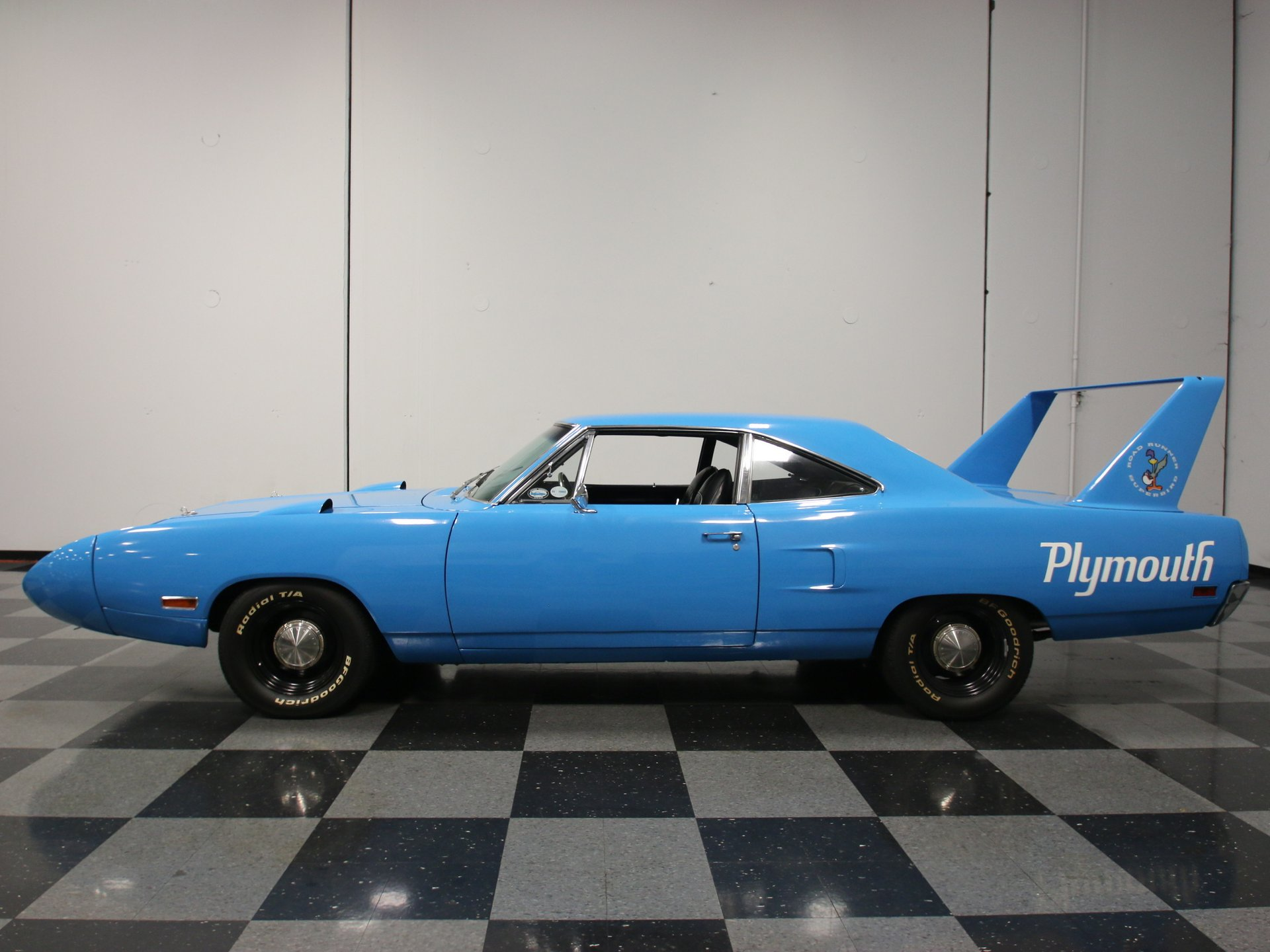 1970 plymouth road runner super bird tribute