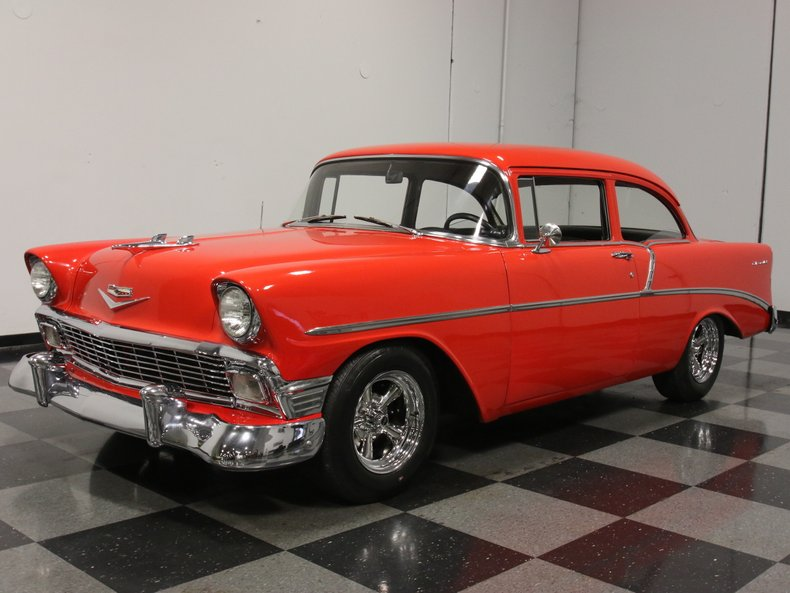 For Sale: 1956 Chevrolet 210