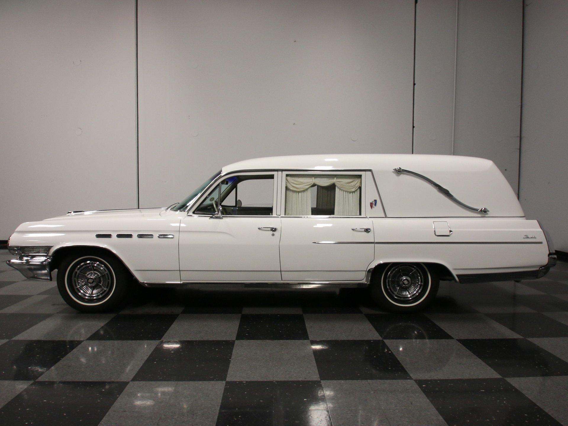 1963 buick lesabre hearse