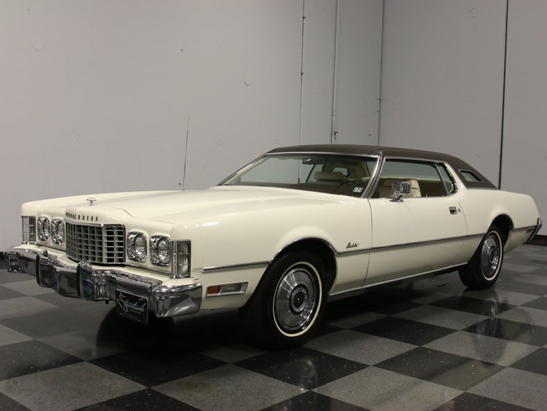 For Sale: 1973 Ford Thunderbird