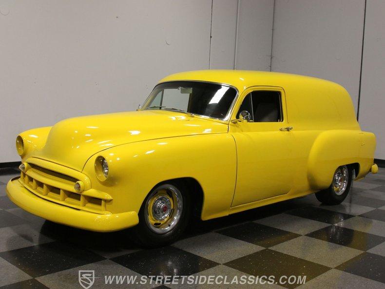 For Sale: 1953 Chevrolet Sedan