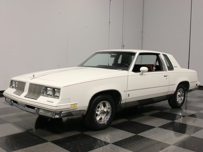 For Sale: 1985 Oldsmobile Cutlass