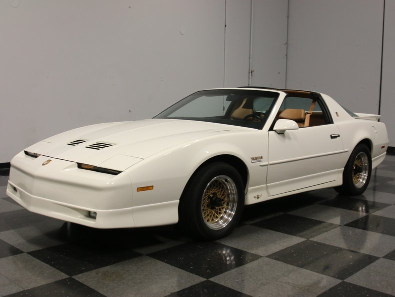 For Sale: 1989 Pontiac Firebird