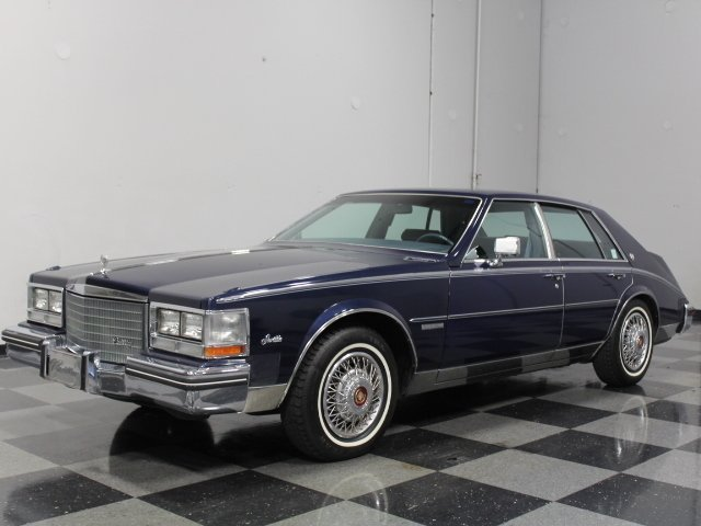 For Sale: 1983 Cadillac Seville