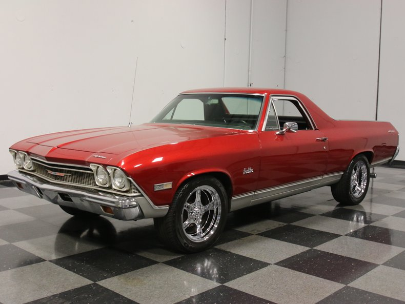 For Sale: 1968 Chevrolet El Camino