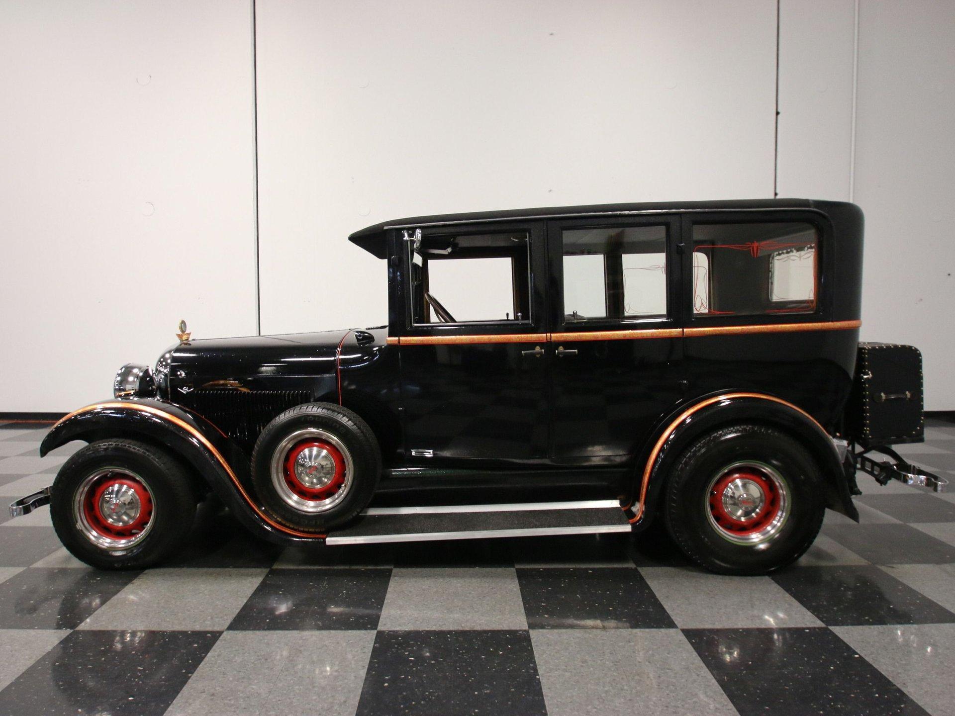 1925 studebaker sedan