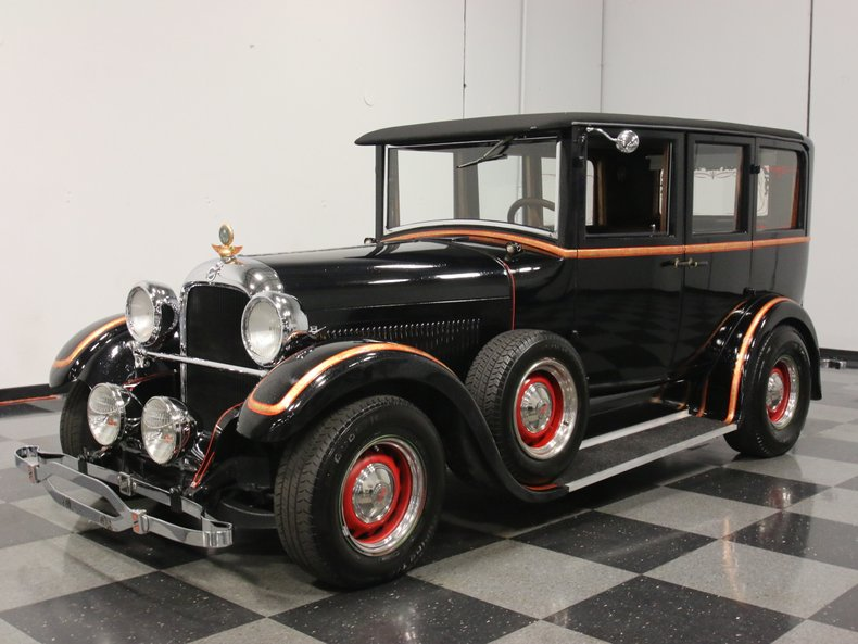 For Sale: 1925 Studebaker Sedan