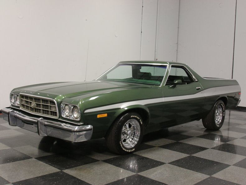 For Sale: 1973 Ford Ranchero