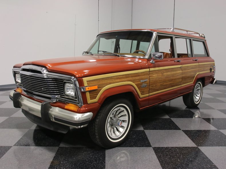 For Sale: 1983 Jeep Wagoneer