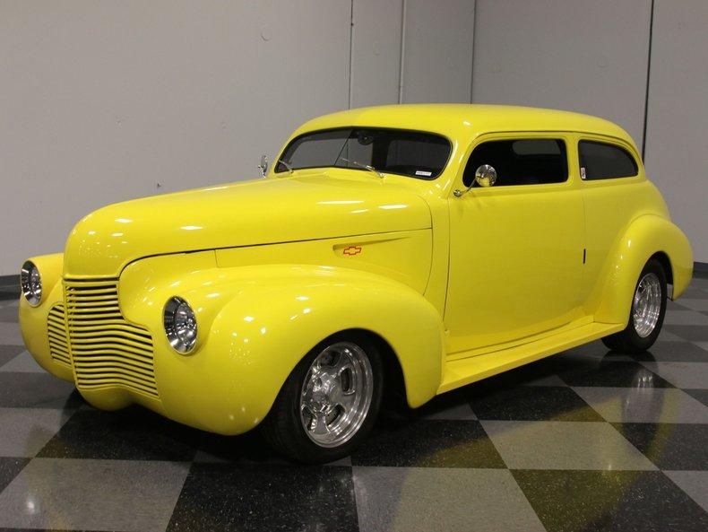 For Sale: 1940 Chevrolet Master