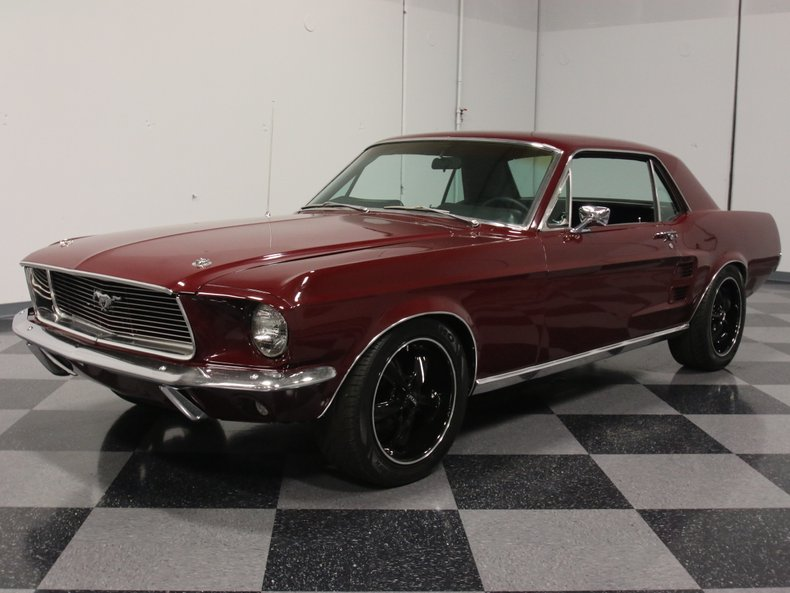 For Sale: 1967 Ford Mustang