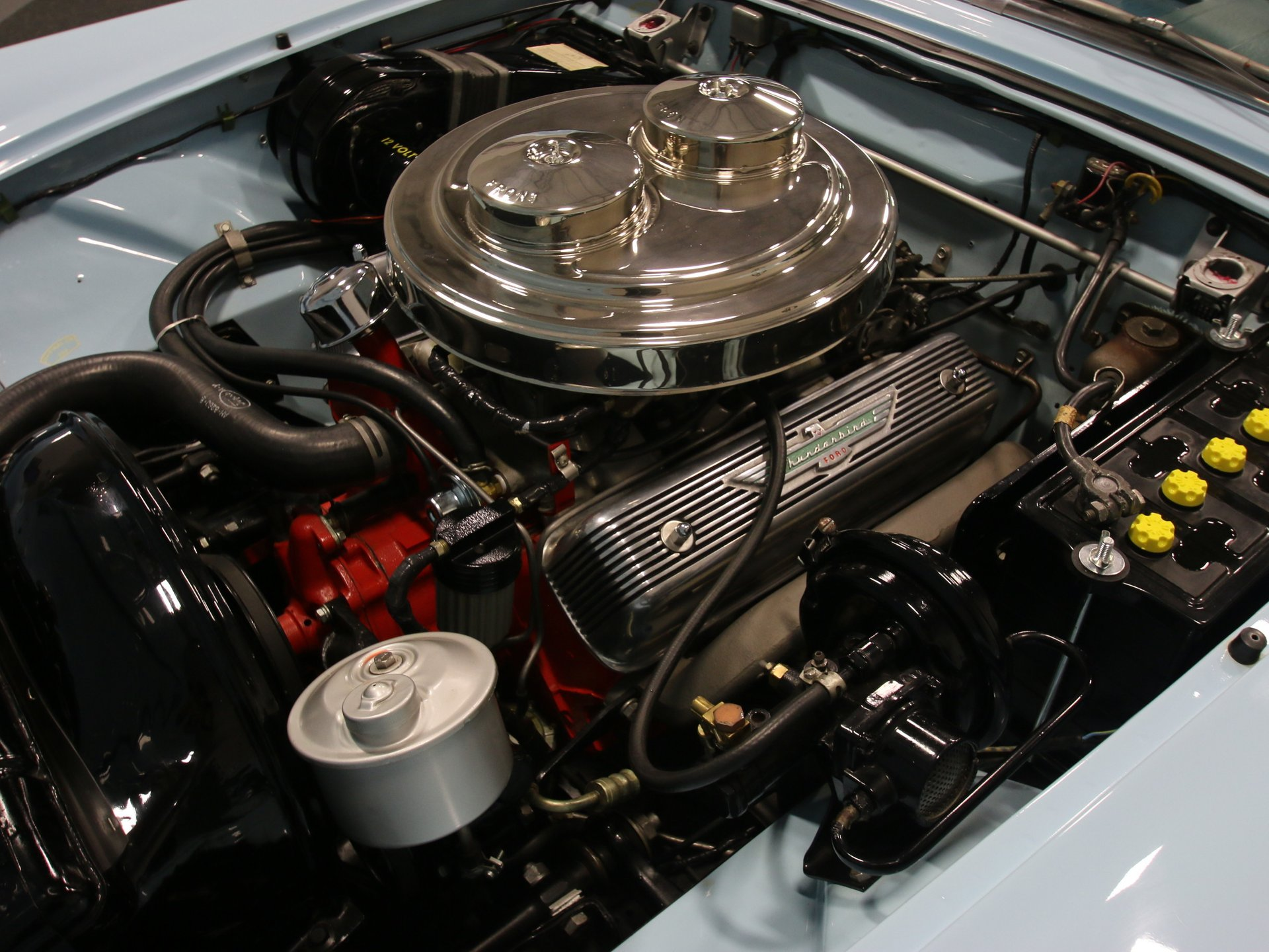 1957 Ford Thunderbird | Streetside Classics - The Nation's