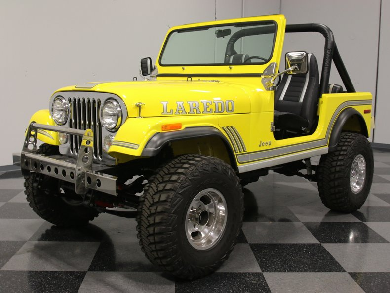 For Sale: 1982 Jeep CJ7