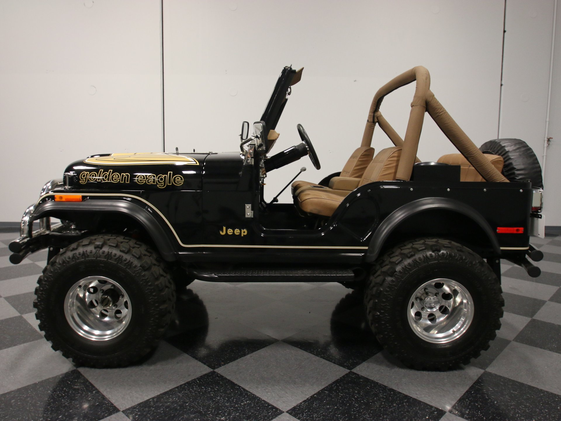 1979 jeep cj5 golden eagle