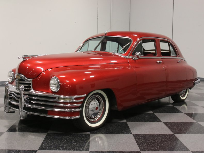 For Sale: 1948 Packard Super 8