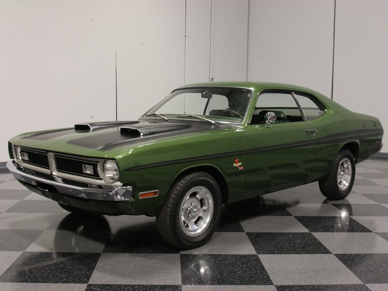 For Sale: 1971 Dodge Demon