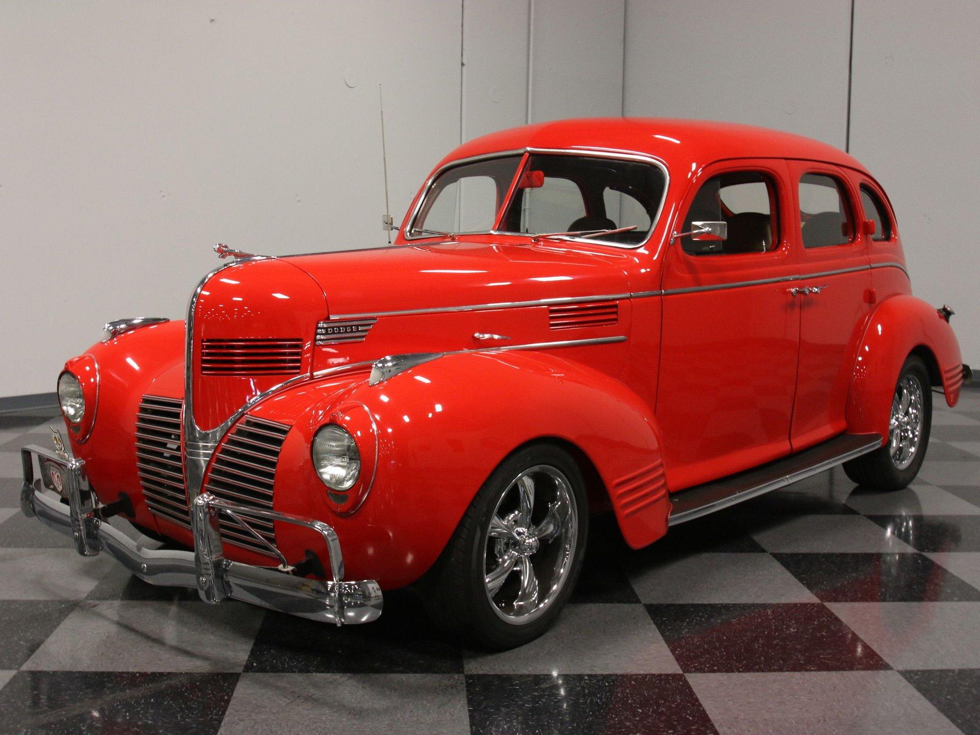 1939 dodge sedan