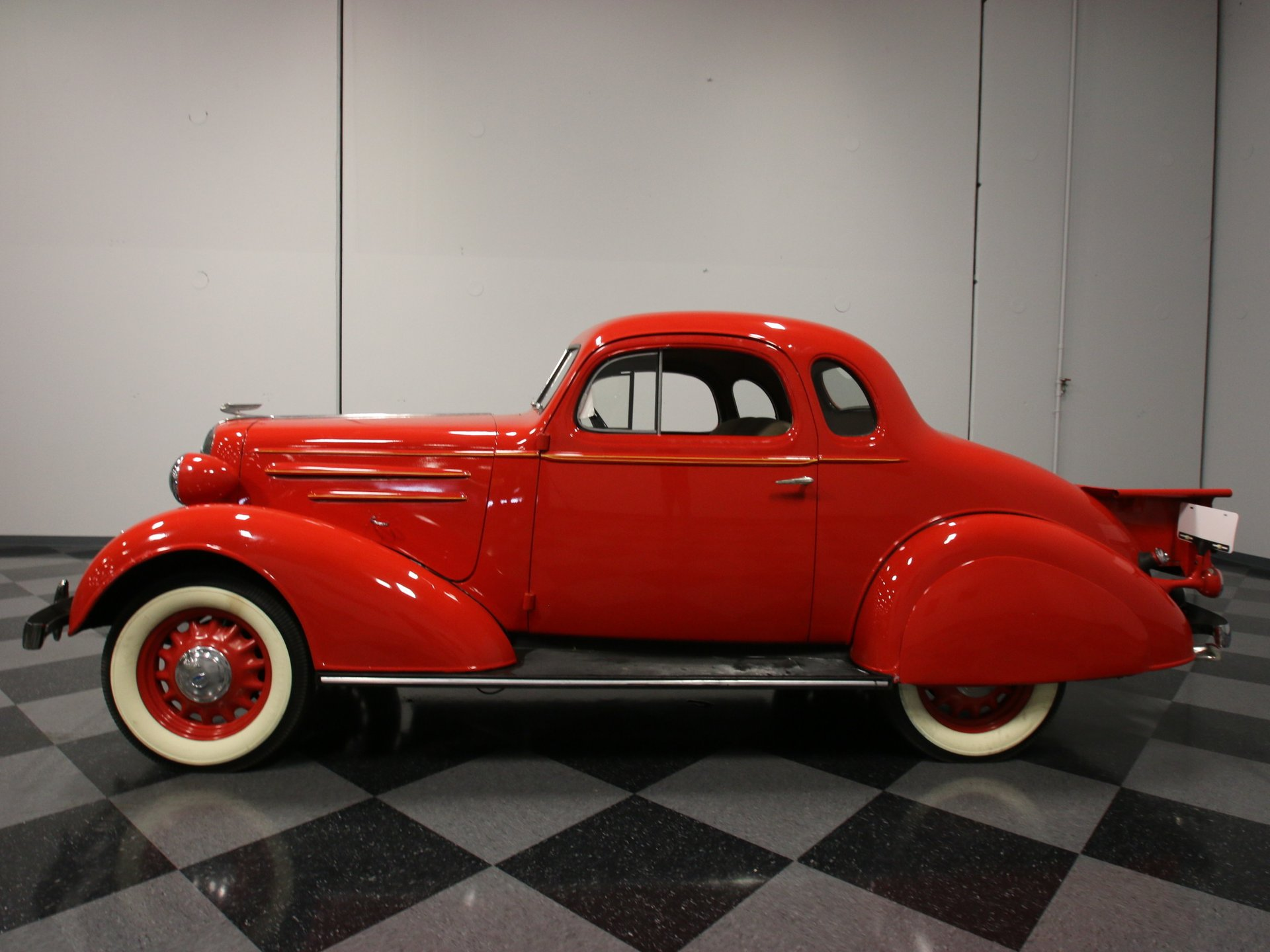 1936 chevrolet coupe ute