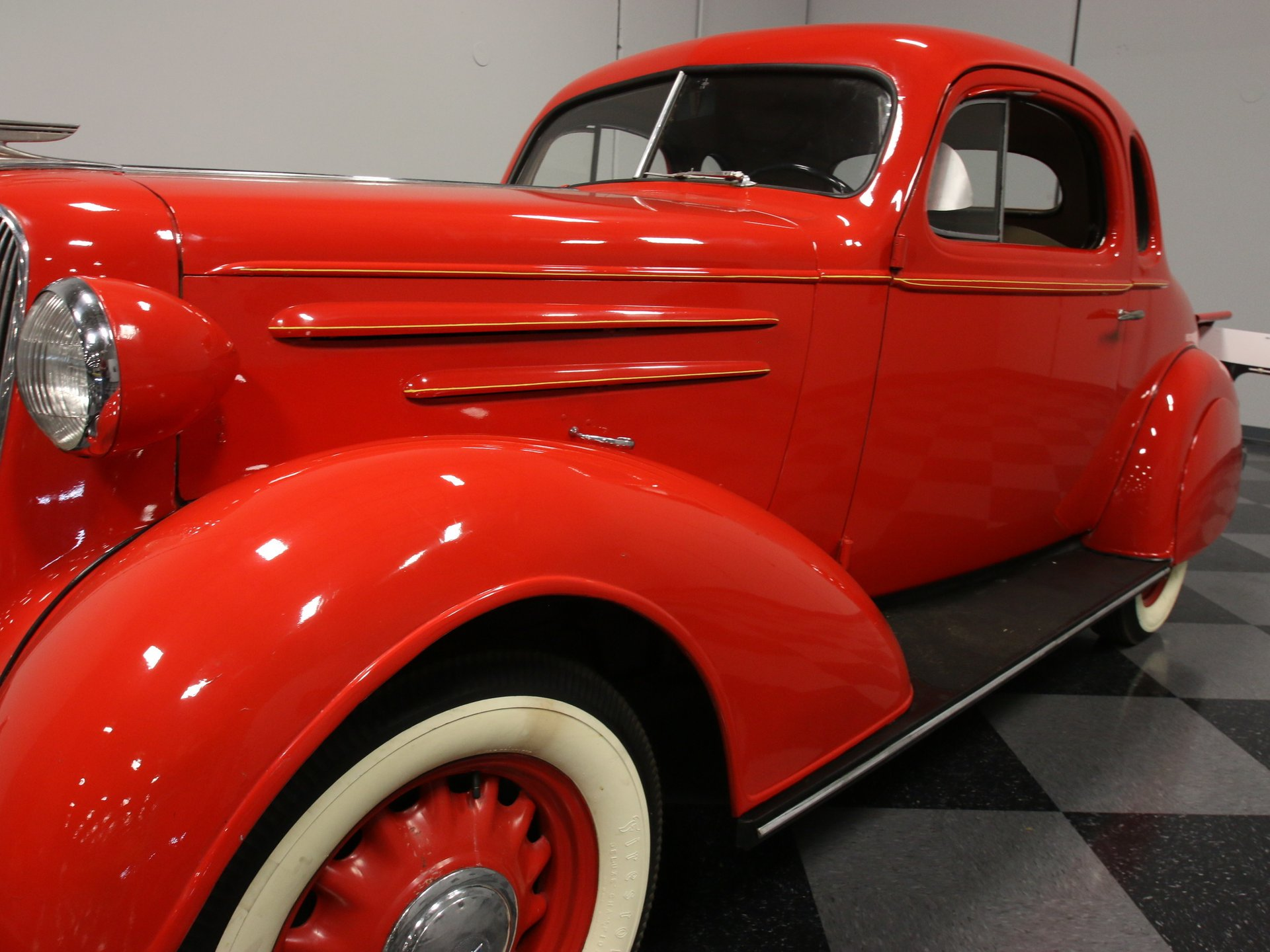 1936 Chevrolet Coupe | Streetside Classics - The Nation's