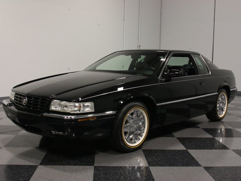 1996 cadillac eldorado streetside classics the nation s trusted classic car consignment dealer 1996 cadillac eldorado streetside