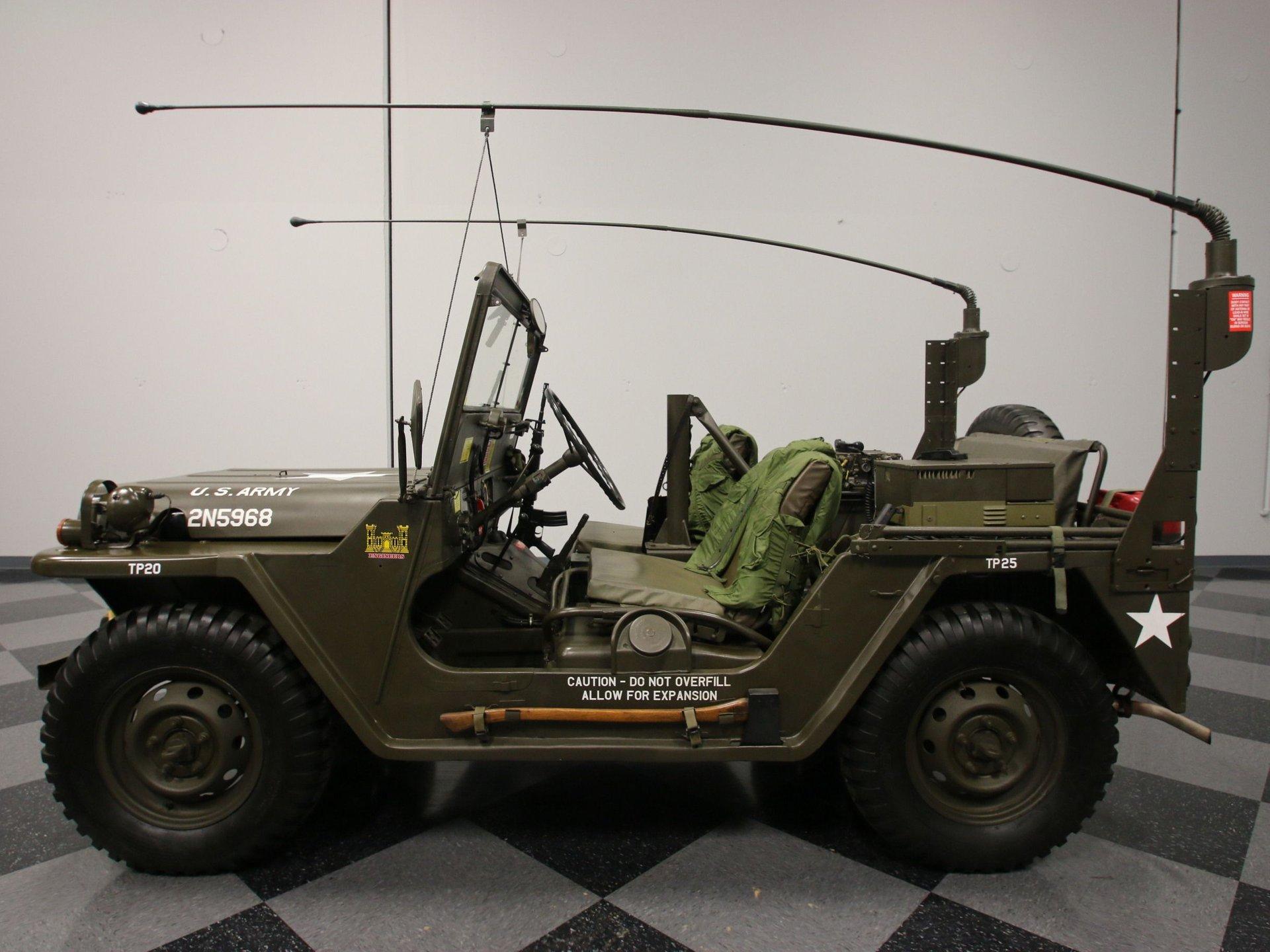 1967 jeep m151a1