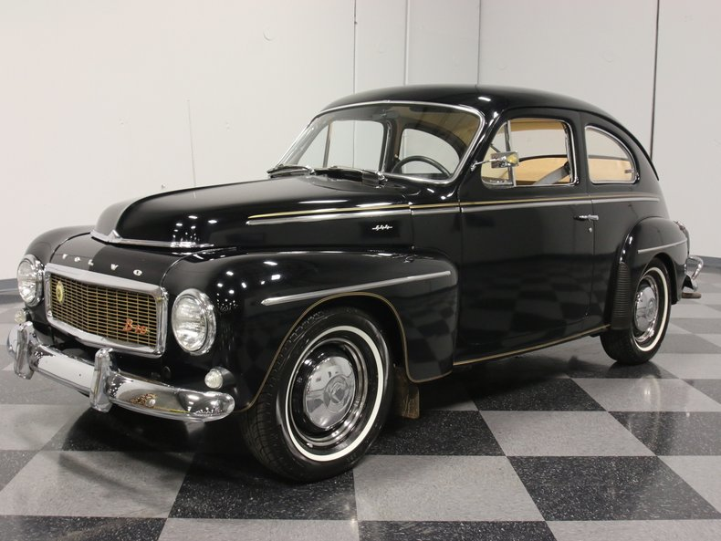 For Sale: 1964 Volvo PV544