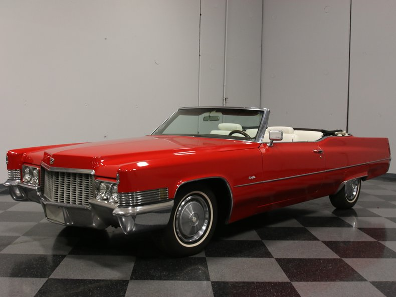 For Sale: 1970 Cadillac DeVille