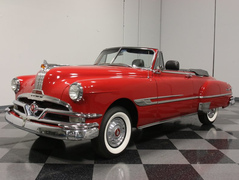 For Sale: 1952 Pontiac Chieftain