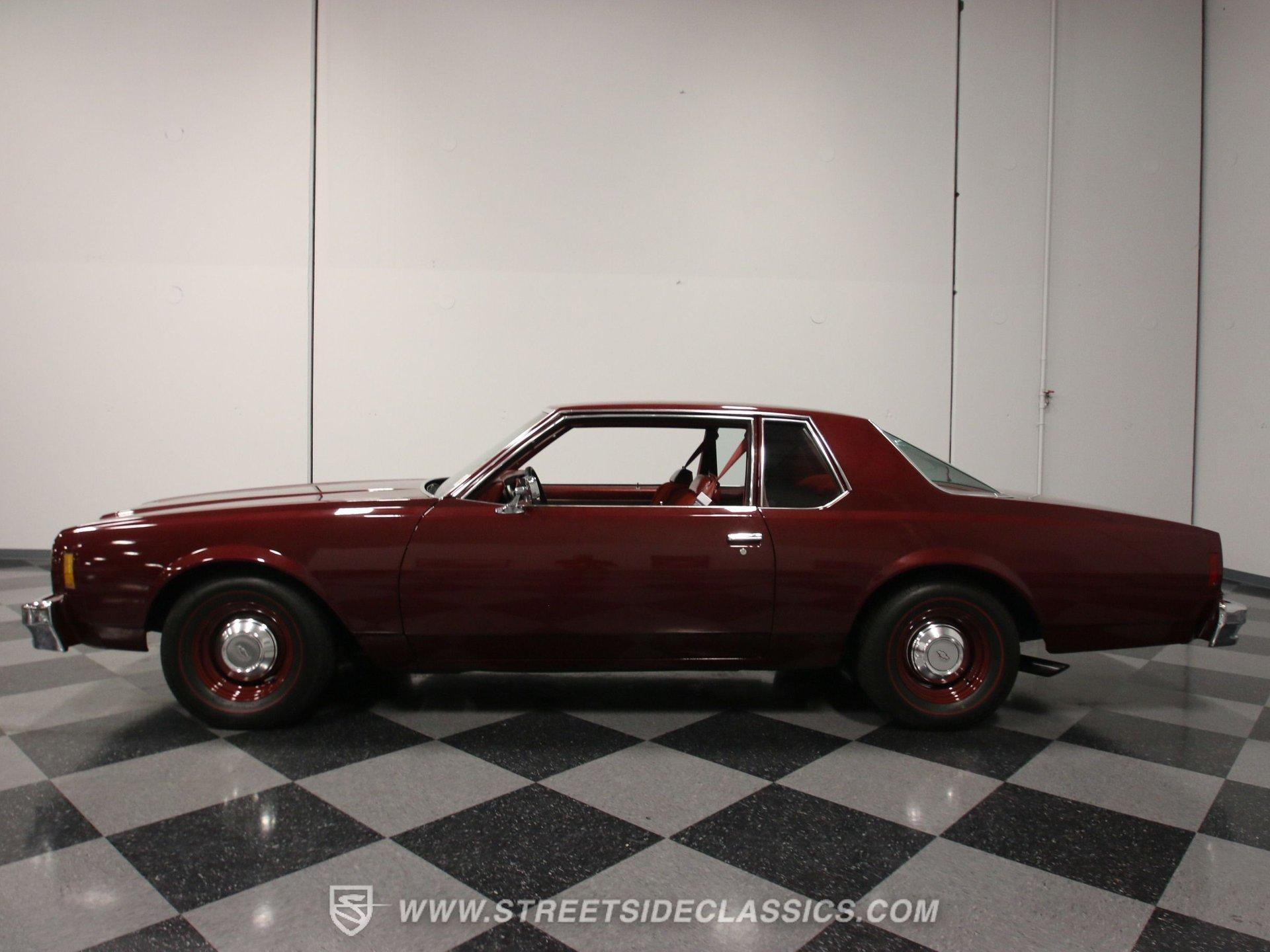 1978 chevrolet impala aerocoupe