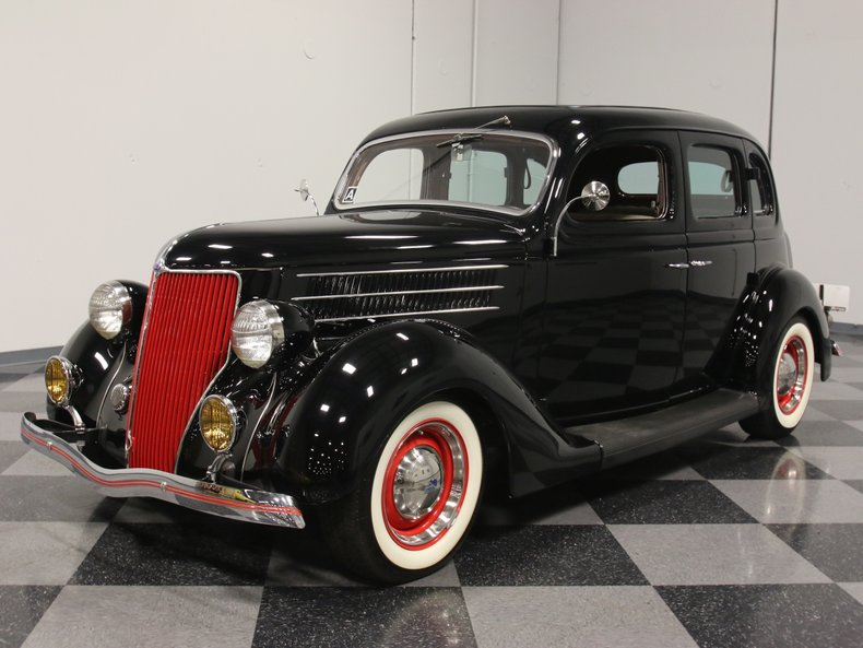 For Sale: 1936 Ford Sedan