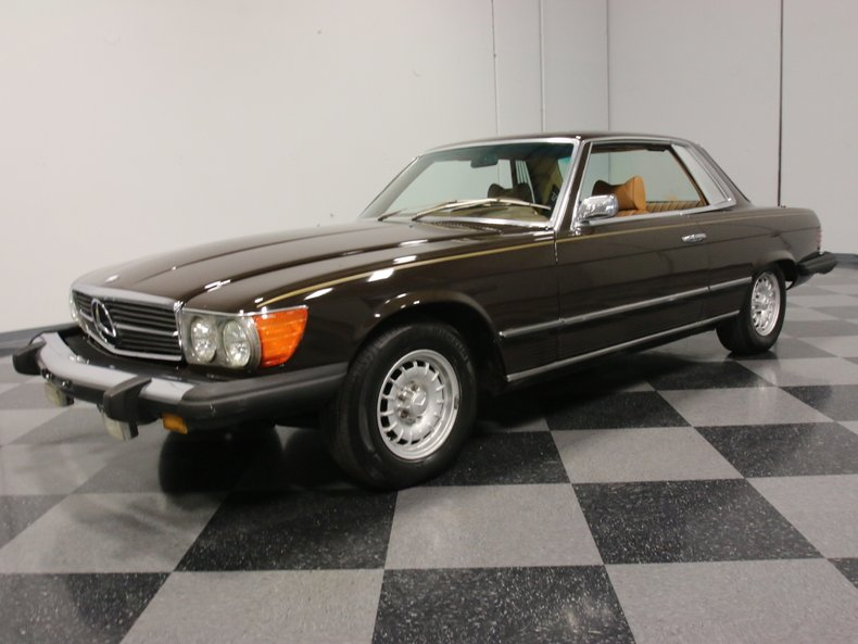 For Sale: 1974 Mercedes-Benz 450SLC