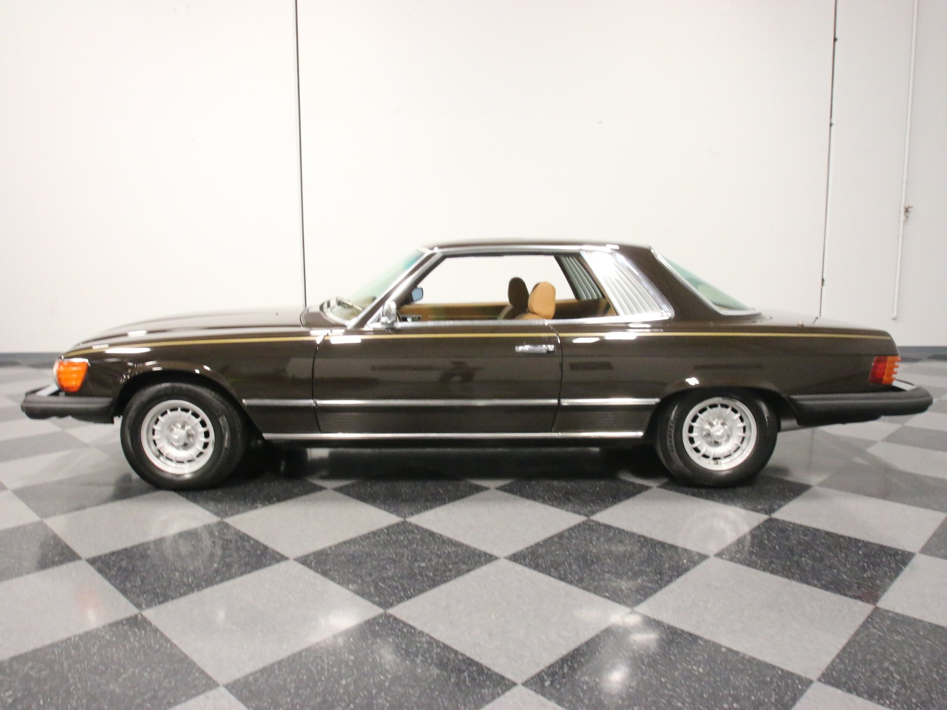 1974 mercedes benz 450slc