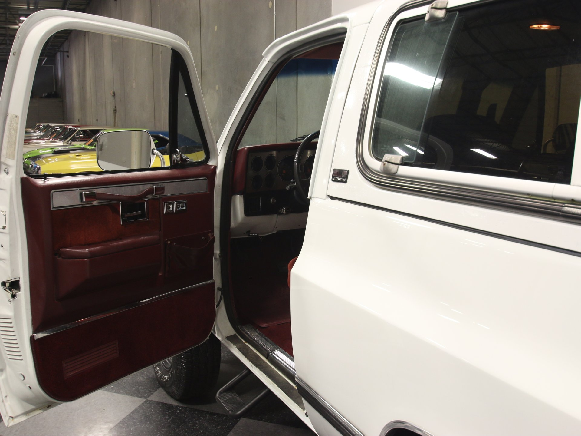 1989 GMC Jimmy   Streetside Classics - The Nation's Trusted