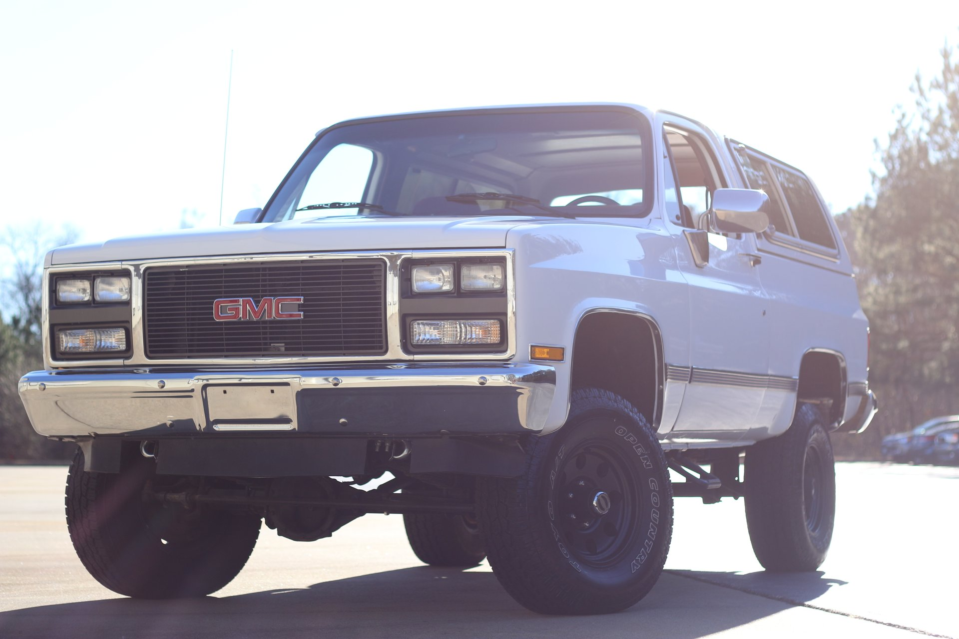 1989 GMC Jimmy | Streetside Classics - The Nation's Trusted