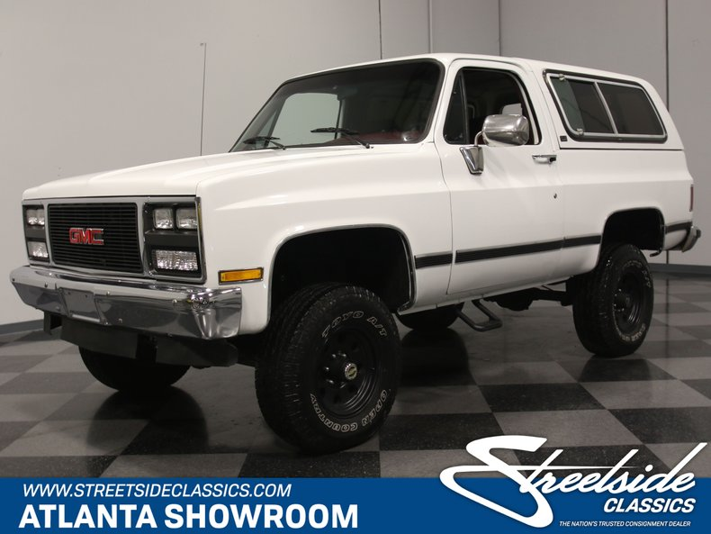 For Sale: 1989 GMC Jimmy