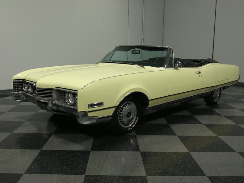 For Sale: 1967 Oldsmobile Ninety-Eight