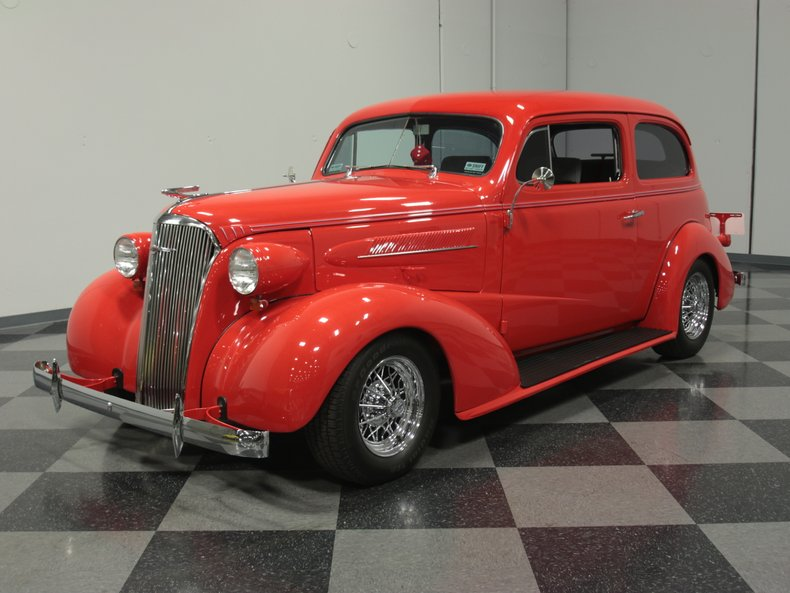 For Sale: 1937 Chevrolet Sedan