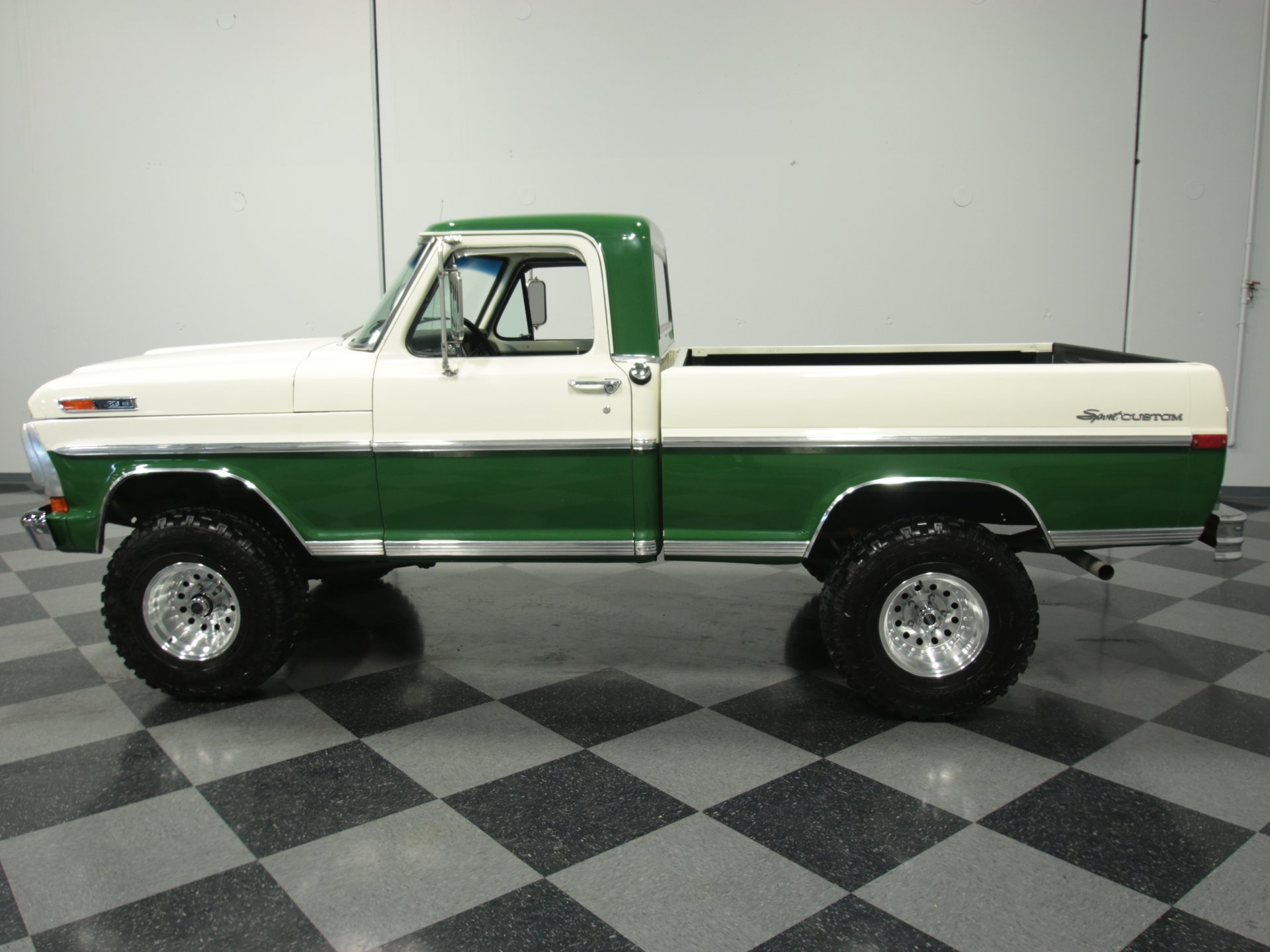 1972 ford f 100 4x4